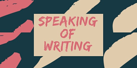Speaking of Writing: a mini-series featuring women writers of colour tickets