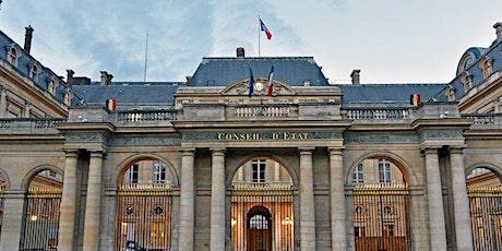 Le Conseil d'État et le principe d'égalité. Aristote au Palais-Royal ? tickets