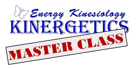 KINERGETICS MASTER CLASS  - SYDNEY tickets