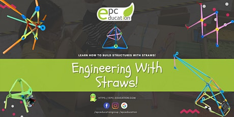 Engineering with Straws [Ages 5-7] @ Cross St Exchange tickets