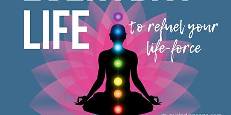 Chakra Meditation # Re-energize Yourself tickets