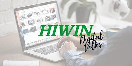 HIWIN Digital Talks biglietti