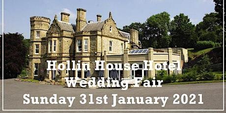 Hollin Hall Wedding Fair tickets