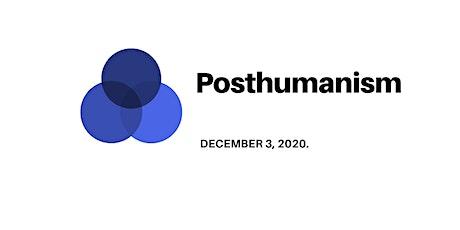 Philosophy Night: POSTHUMANISM tickets