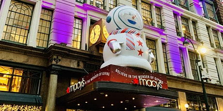 Online Young Adults Meet Up - Virtual Tour of New York City at Christmas tickets