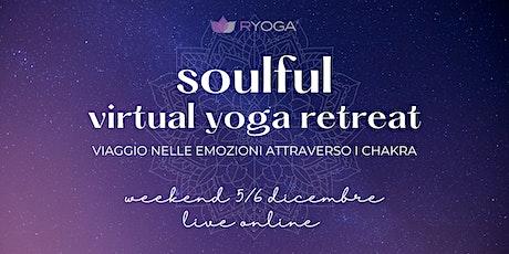 Soulful Virtual Yoga Retreat biglietti