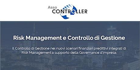 Risk Management e Controllo di Gestione biglietti