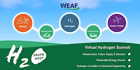 WEAF Virtual Hydrogen Summit tickets