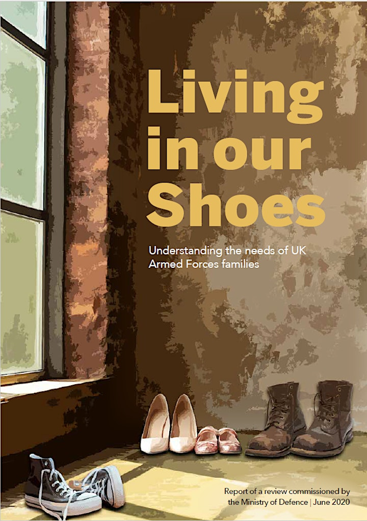 Living in our shoes: understanding the needs of UK Armed Forces families image