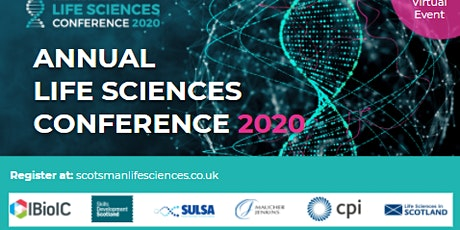 The Scotsman Annual Life Sciences Conference 2020 tickets