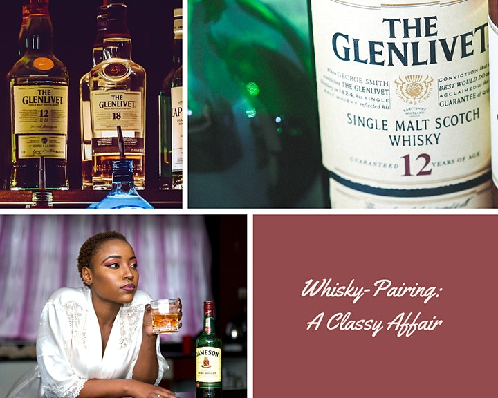 Whisky Pairing Dine Out image