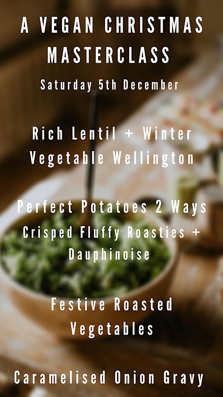 Vegan Christmas Cook a Long image