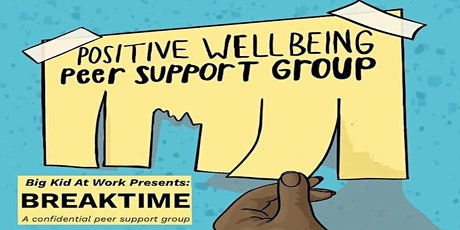 Break-time: A Support Session For People On A Journey tickets