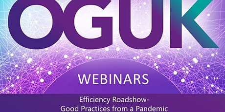 Efficiency Roadshow - Good Practices from a Pandemic tickets