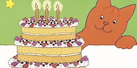 Dikkie Dik en de taart (kindervoorstelling) tickets