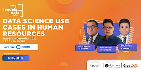 DATA SCIENCE USE CASES IN HUMAN RESOURCES tickets