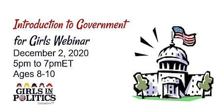 Introduction to Government Webinar