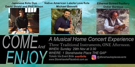 Home Concert - Traditional  Sounds Musical Afternoon tickets