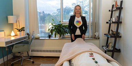REIKI Healing - Level 1 & 2 Certificate Class tickets