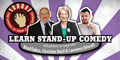 Learn stand-up comedy in Melbourne this February with Christine Basil tickets