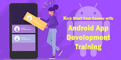 """FREE ONLINE WORKSHOP - """"Learn to develop a native Android app from scratch"""" tickets"""