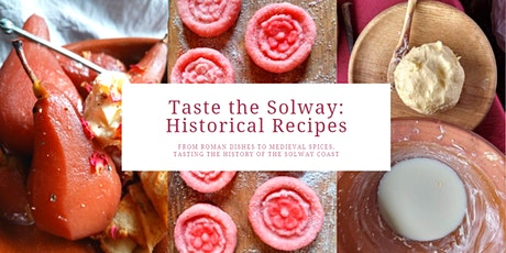 Taste the Solway: Historical Recipes tickets