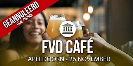 FVD Café Gelderland tickets