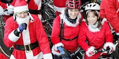 The Great  virtual Santa Cycle tickets
