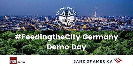 Feeding the City Demo Day tickets