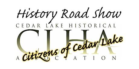 History Road Show: Senator Sue Landske tickets