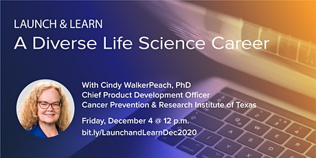 A Diverse Life Science Career tickets