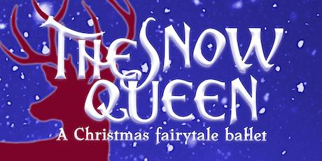 The Snow Queen: A Christmas Fairytale Ballet tickets