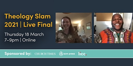 Theology Slam | Live Final Online tickets