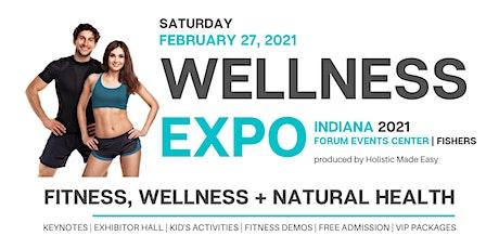 Indiana Wellness Expo 2021: Fitness, Wellness & Natural Health tickets