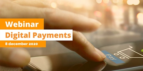 Webinar: Digital Payments tickets