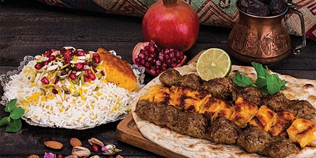 Online Persian Cooking Class for Euro dinner and US lunch time!