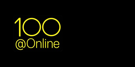 100@Online in collaboration with RIBA tickets