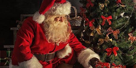 Dinner & Breakfast with Santa & Mrs. Claus boletos