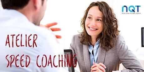 Speed-Coaching NQT ARA mentors/jeunes-diplômés billets