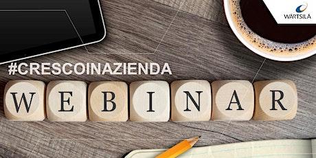 #CRESCOINAZIENDA -L'impatto psicologico della digitalizzazione in ambito HR biglietti