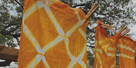 Virtual Workshop: Dye It Yourself - Shibori 101 tickets