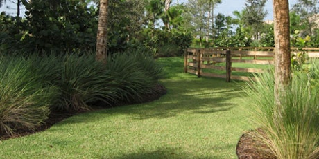 9 Florida Friendly Landscaping™ Principles tickets