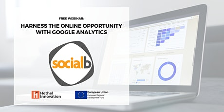 Harness the Online Opportunity with Google Analytics tickets