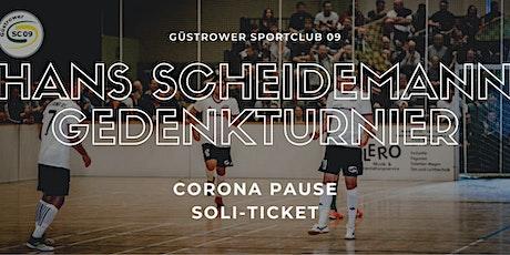 Hans Scheidemann Gedenkturnier (Corona Pause) Tickets