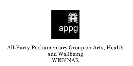 APPG Webinar on Care, Care Homes, Arts & Creativity tickets