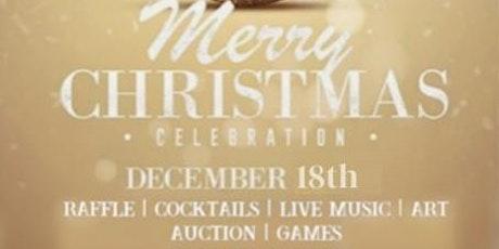 Mercaudi presents a Merry Christmas Celebration tickets