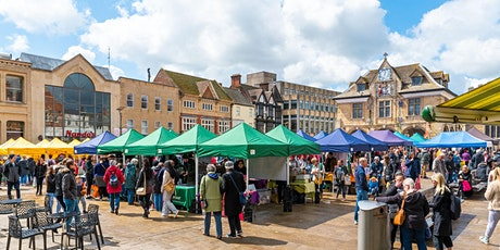 Peterborough Vegan Market tickets