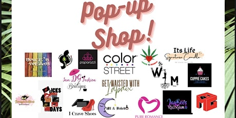 Small and Black Owned Businesses Pop Up Shop tickets