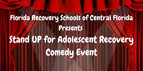 Stand UP for Adolescent Recovery tickets