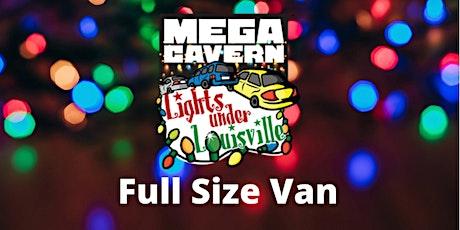 Lights Under Louisville  - Full Size Van tickets
